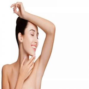 The Ordinary Peeling Solution for Underarms